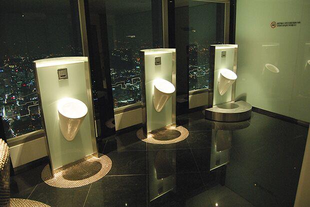 OD 0516 Klo im Nirgendwo Seoul Tower