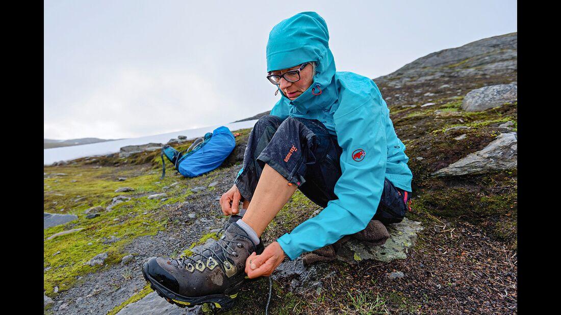 OD 0516 Lowa Lavena 2 Trekkingstiefel