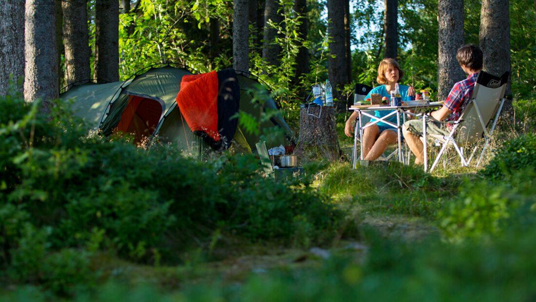OD 0516 Naturzeltplatz Liste Aufmacher Zelten Camping neu mit 1020