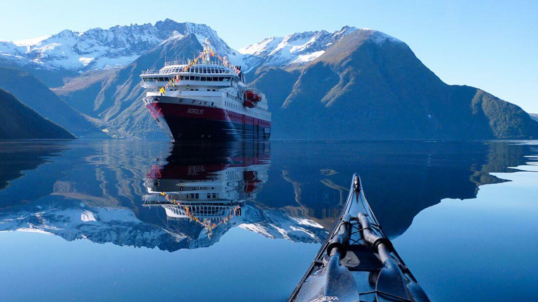 OD 0516 Skandinavien Kayak Fähre Kanu Schiff Anreise
