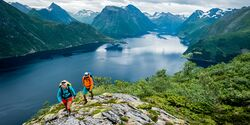 OD 0516 Skandinavien Norwegen