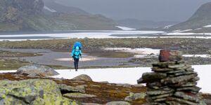 OD 0516 Skandinavien Special Ausrüstung Touren Norwegen Trekking Wandern