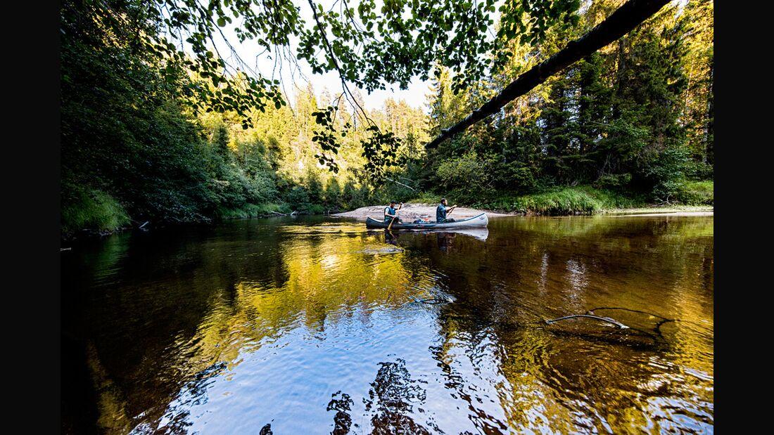 OD 0516 Skandinavien Special Kanu