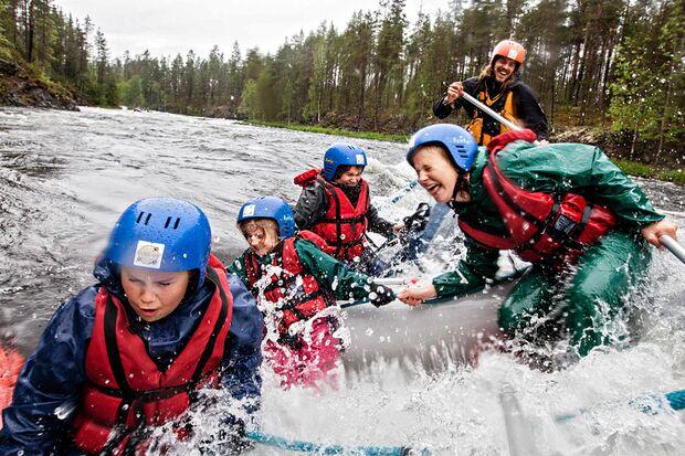 OD 0516 skandinavien finnland oulanka