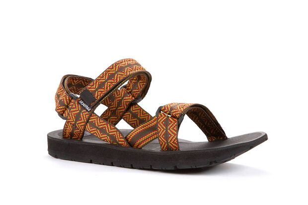 OD 0519 News Source Sandalen Stream Orange