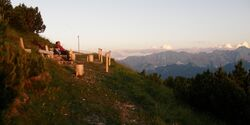 OD 0609 Zugspitze Tour Ziegspitz
