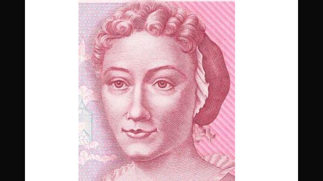 OD 0611 Legenden Maria Sibylla Merian