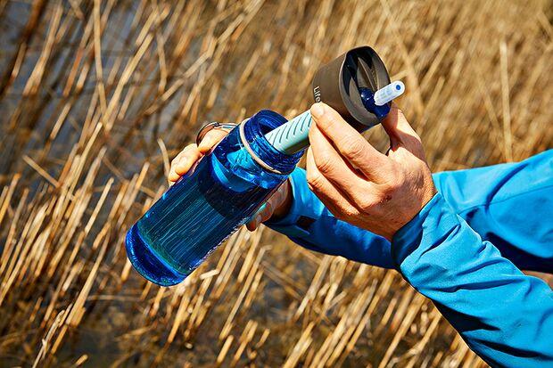 OD 0616 Basislager Instructor Trinkwasser entkeimen filtern Charme