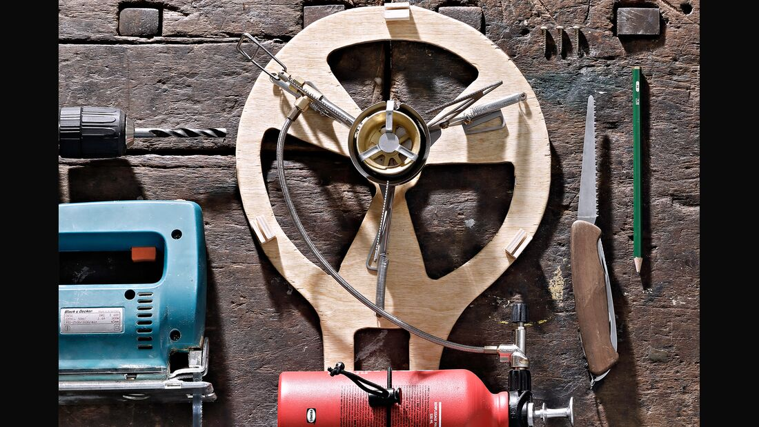 OD 0618 Basislager Werkstatt Kocherunterlage