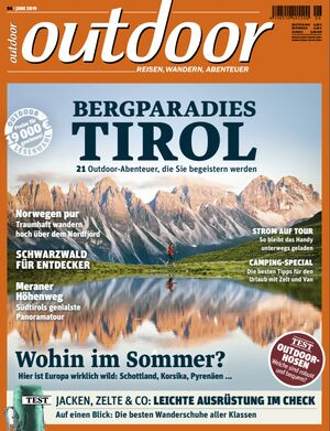 OD 0619 Heft Titel Cover Ausgabe Juni