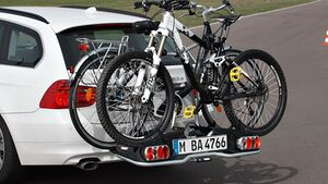 OD 0711 Fahrradträger-Test Teaserbild