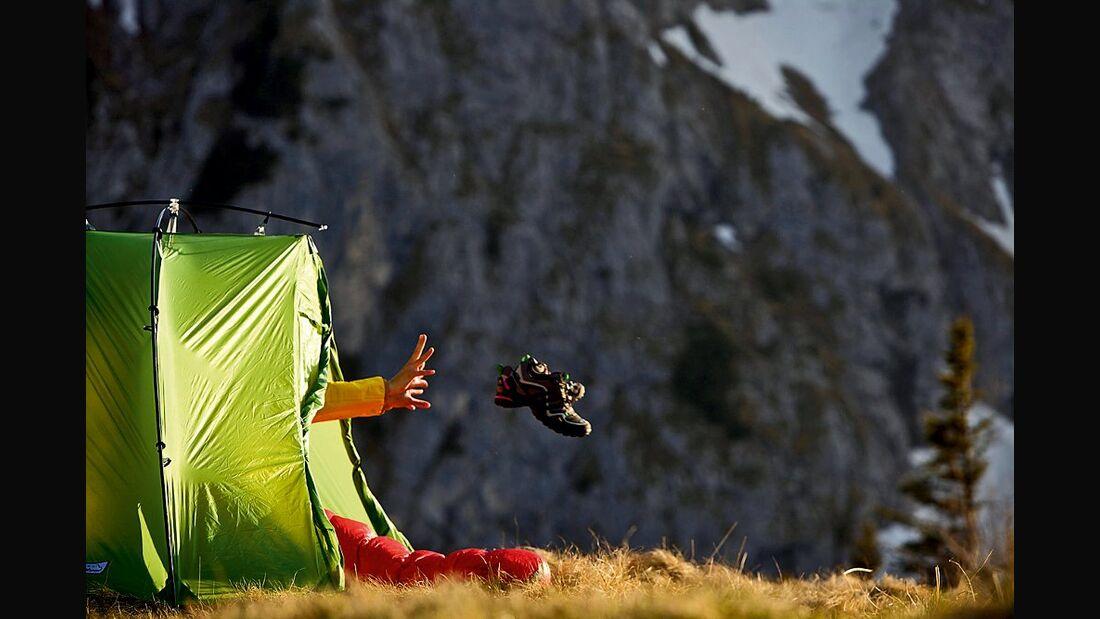 OD 0711ausrüstung im vergleich leicht bild 5 zelten zelt  gewicht leichter wandern trekking (jpg)