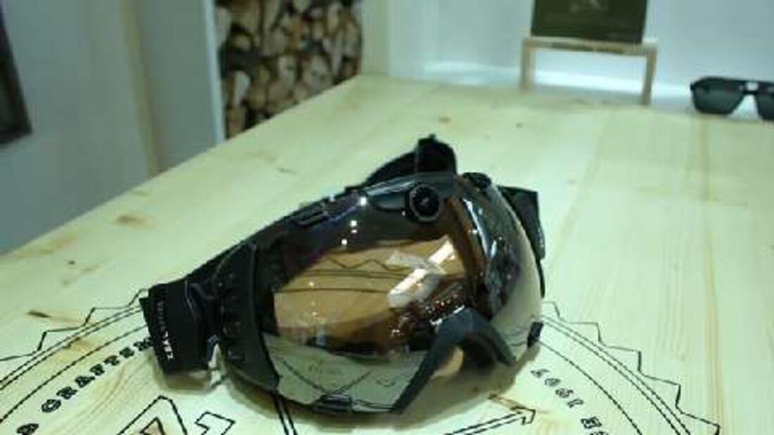 OD 0713 Outdoor Messe Neuheiten Zeal Optics Schnee- und Sonnenbrillen