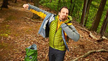 OD 0716 Basislager Instructor Bekleidung Schichten Aufmacher Frank