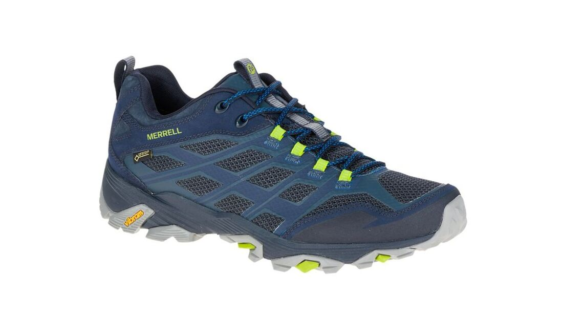 OD 0717 Tested on Tour Merrell Moab FST GTX Freisteller