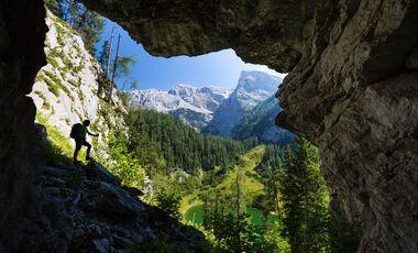 OD 0718 Berchtesgaden Königssee Grünsee