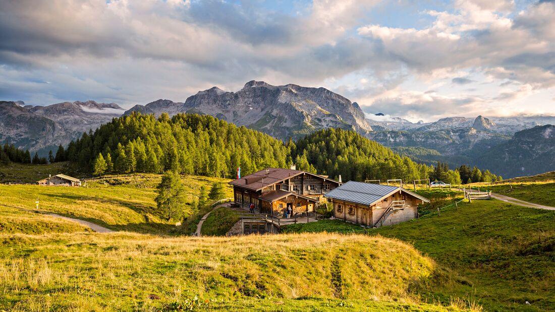 OD 0718 Berchtesgadener Land Gotzenalm