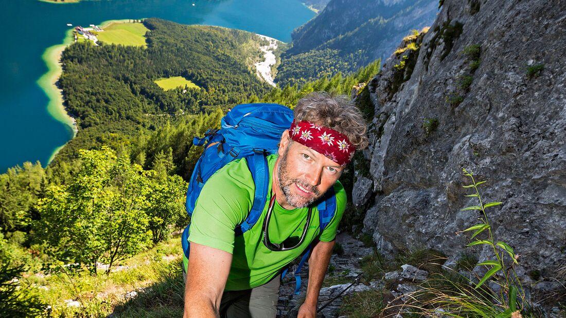 OD 0718 Berchtesgadener Land Rinnkendlsteig