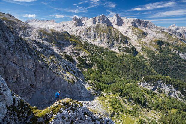OD 0718 Berchtesgadener Land Steinerne Meer