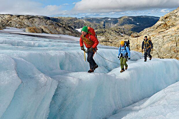 OD 0718 Fjord Norwegen Steile Welten - Reisebericht - Ben Wesenfarth - Folgefonna