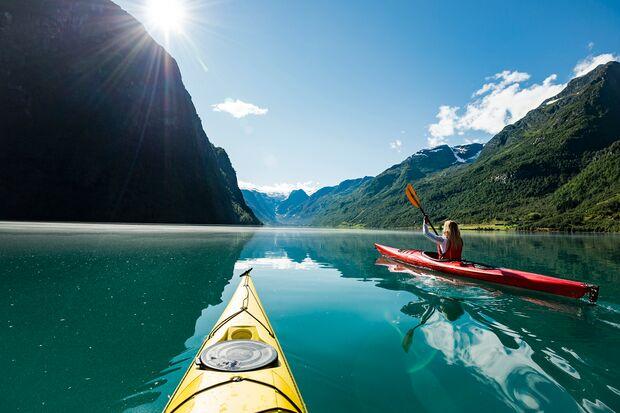 OD 0718 Fjord Norwegen Steile Welten - Reisebericht - Mattias Fredriksson