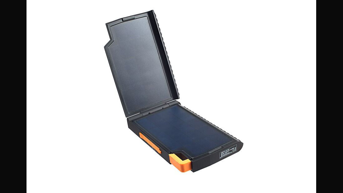 OD 0718 Tested on Tour Solar Powerbank Xtorm Evoke AM 121