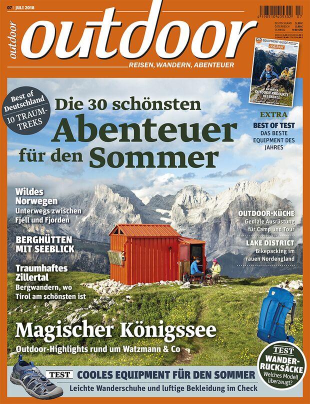 OD 0718 Titel Cover Juli Heft