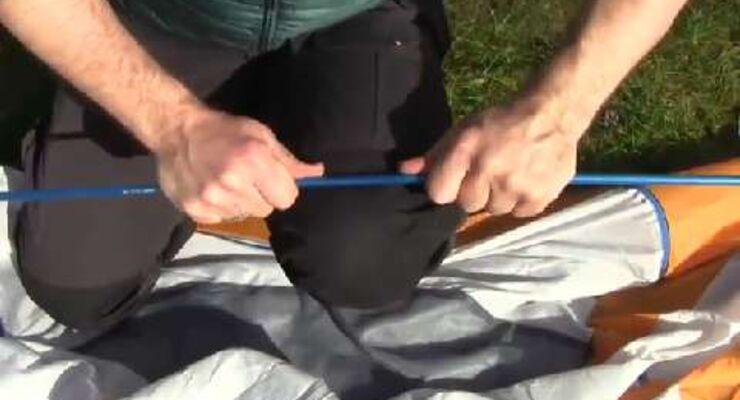 OD 08 2013 Anleitung: Zeltgestänge zurechtbiegen