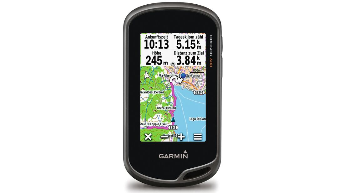 OD 08 2013 GPS Geräte Marktübersicht Garmin Oregon 600