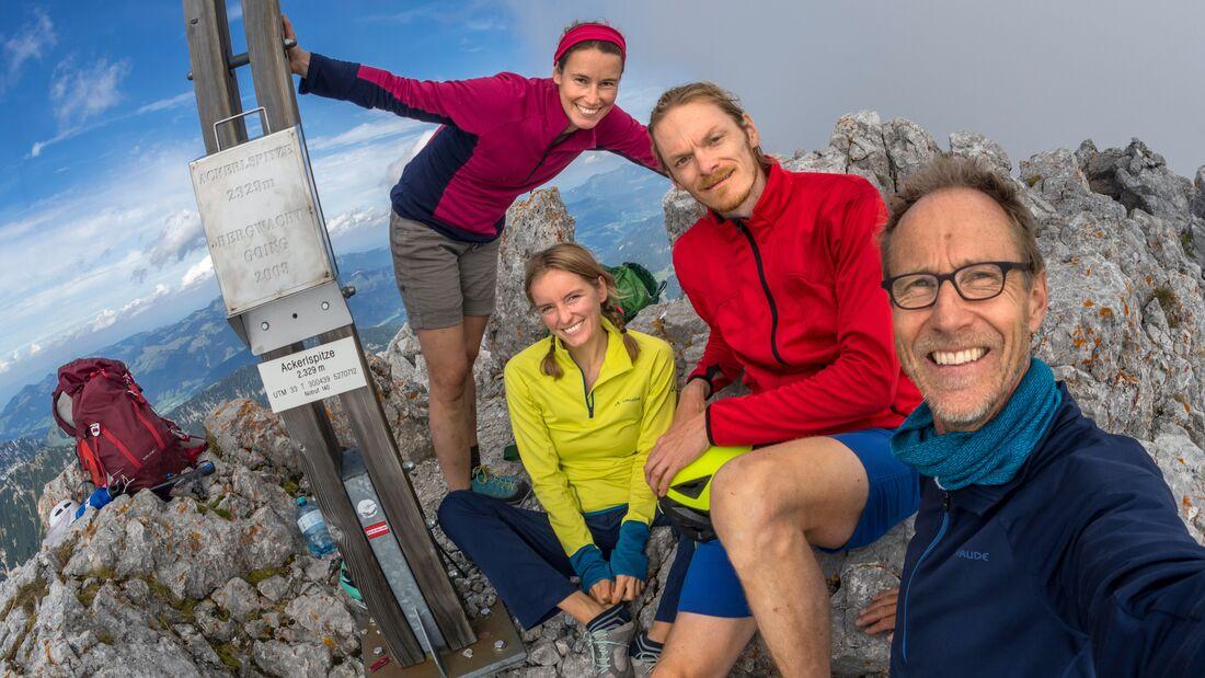 OD 08/2021 Reisereportage: Wilder Kaiser