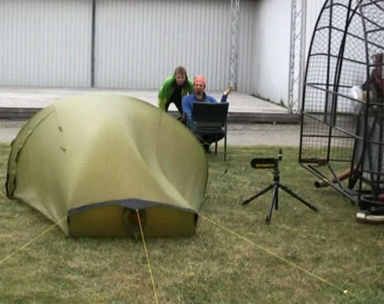 Leichte Trekkingzelte im outdoor Test 2011 | outdoor