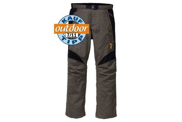 OD 0811 praxistest sommerequipment vertec pants
