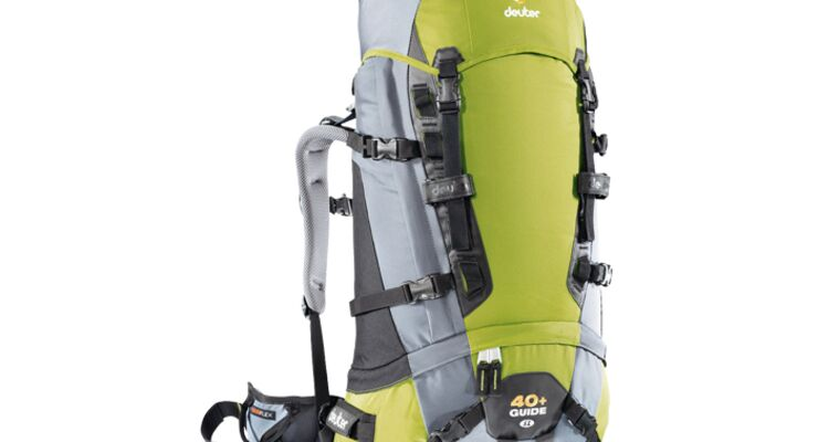 0812. Gebrauchsanleitung Trekkingrucksäcke Trekking