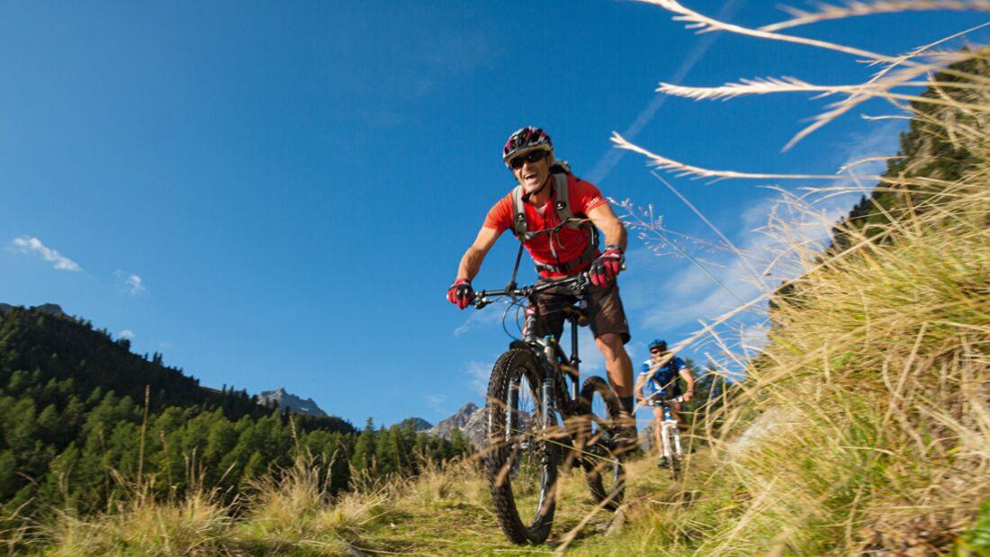 OD 0815 Ötztal Bike Hike Tour 2 Hauersee