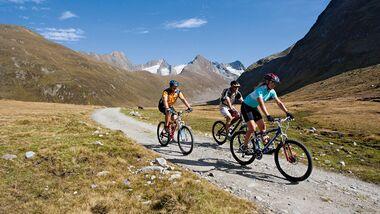 OD 0815 Ötztal Bike Hike Tour Langtalereckhütte Hangerer