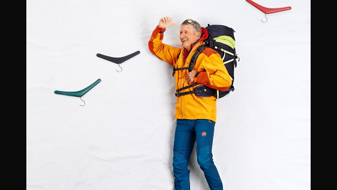 OD 0816 Ausrüstungsset Bergtour Alpin
