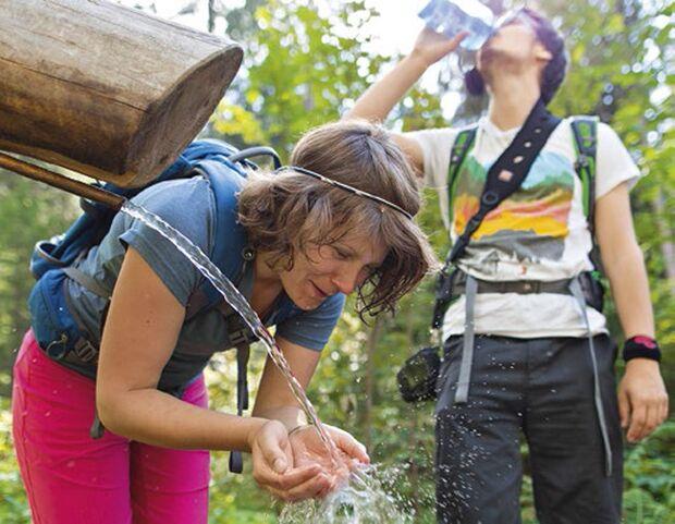 OD 0816 Camping Special Schwarzwald Zelten Erfrischung Rauscher