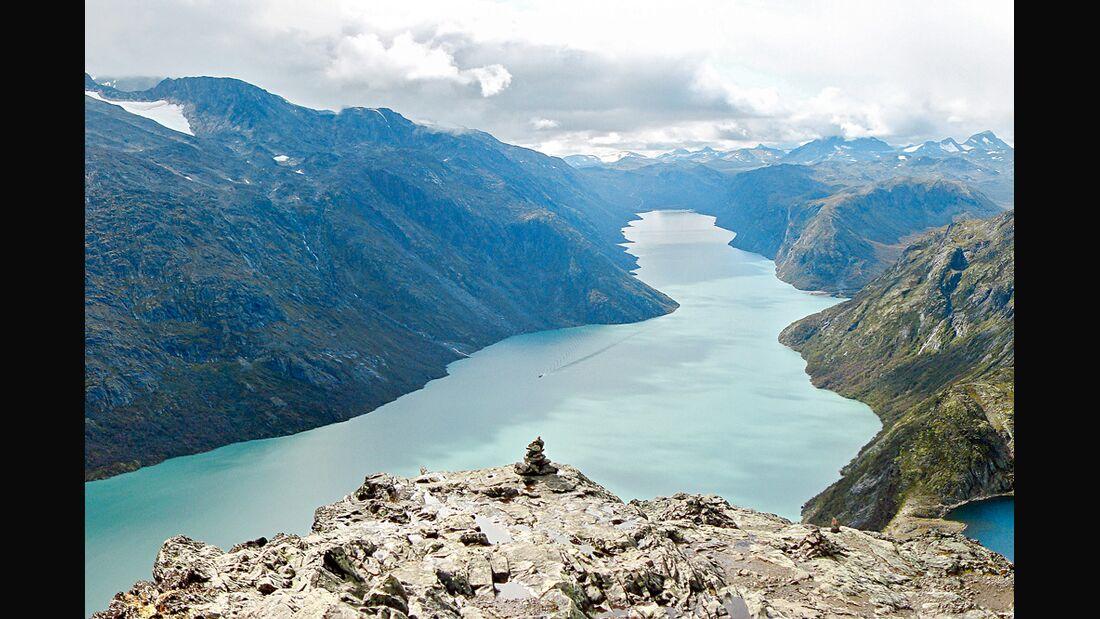 OD 0816 Leserreportage Norwegen Jotunheim