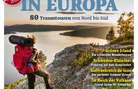 OD 0816 Sonderheft Reise Special Touren Europa Cover Titel
