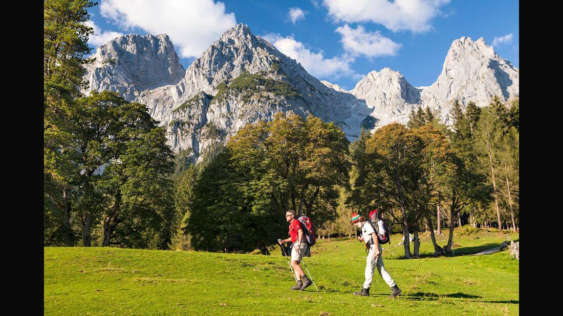 OD 0817 Salzburger Almenweg Tennengebirge Österreich