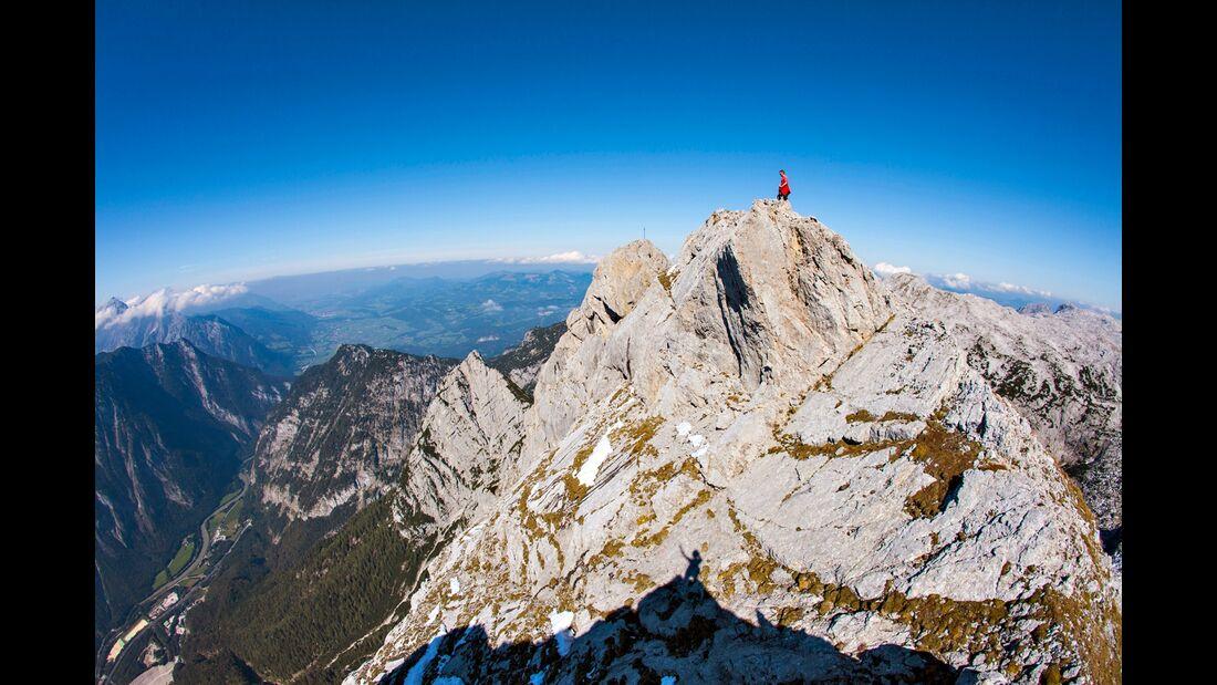 OD 0817 Tiroler Kogel Tennengebirge Österreich