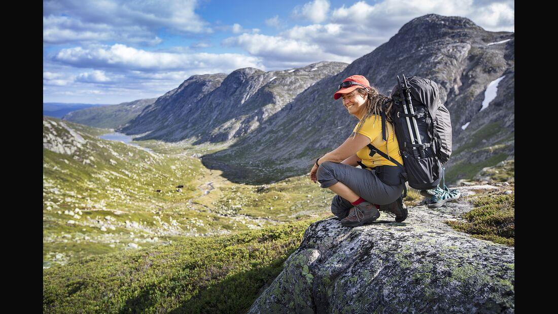 OD 0818 Norwegen Kerstin Rotard Stolsruta