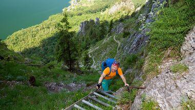 OD 0818 Salzkammergut Salzburger Land Österreich Traunstein
