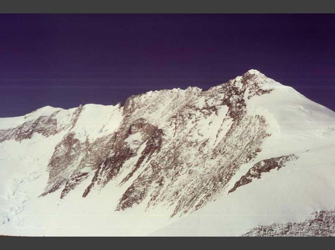 OD 0911 Abenteuer Größte Gebirge der Welt Ellsworth Mountains Antarktis