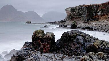 OD 0912 Schottland Elgol Strand
