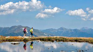 OD 0913 Hohe Tauern Oberpinzgau Drei Seen Tour
