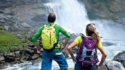 OD 0913 Hohe Tauern Oberpinzgau Krimmler Wasserfälle