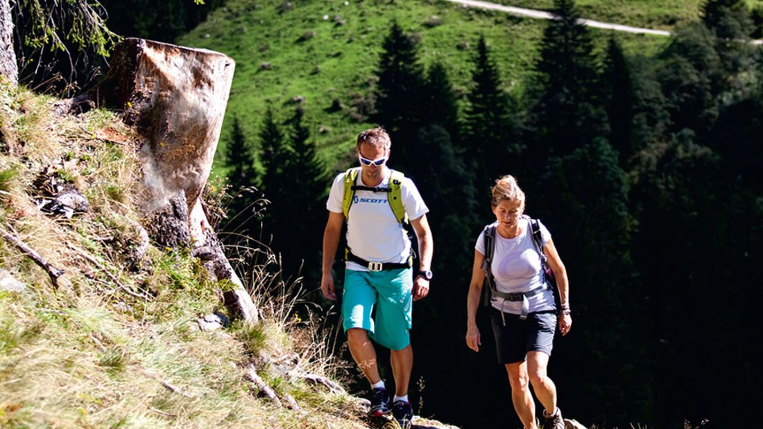 OD 0913 Hohe Tauern Oberpinzgau Seebachsee
