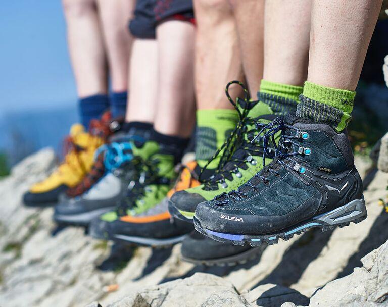 Getestet: 15 neue Bergwanderschuhe outdoor