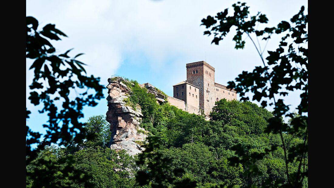 OD 0915 Pfalz Annweiler Trifels-Tour
